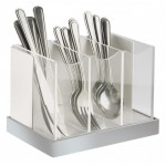 Cal-Mil 3015-55 Luxe Flatware Organizer
