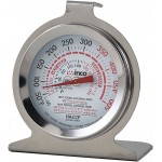 "Oven Thermometer, 2"" Dial - 12/Case"