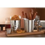 FRY CUP, LARGE, STAINLESS STEEL, 26 OZ. 4 DIA. X 4-1/2 H