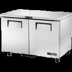 265 Ltr Undercounter Freezer, 2 Door - 1/Case