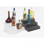Cal-Mil 1491-67 Classic Bottle Display (Crystal Ice)