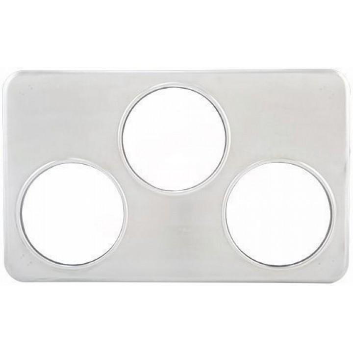 Adaptor Plate, Three 6.38