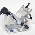 13'' Manual Meat Slicer - 1/2 HP