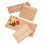 Cal-Mil 3496-1111-21 Oak Burger Board