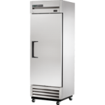 350 Ltr Upright Refrigerator, 1 Full Solid Door - 1/Case