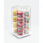 Cal-Mil 1539-12 Revolving Cereal Cup Dispenser