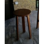 Breeze round bar table and stool. Vesi. Stool D350xH750. Stool