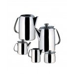 Stainless Steel, Sugar Bowl, Esteem™, Satin, 12 Oz. - 100/Case