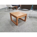 Yaka Coffee table. Yaka timber. 450x450x400.