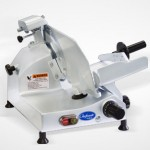 "9"" Slicer, Manual Gravity Feed, 0.25 hp - 1/Case"