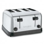 Toaster, 4 Slice, Medium Duty - 1/Case