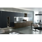 Villa kitchen type 1. HPL