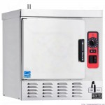 Electric C24eo5-208/3 5 Pan Boilerless / Connectionless Electric Countertop Steamer - 208v, 12 Kw
