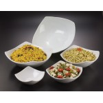 Ceramic Bowl, Squound, 122 Oz. 13 Dia.x4-1/2 H - 1/Case