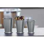 Mint Julep Cup, Stainless Steel, 8 Oz 2-7/8 Dia.x3-7/8 H - 60/Case