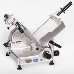 "12"" Manual Gravity Feed Slicer - 1/2 hp"