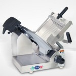 "13"" Slicer, Manual, w/ Touchpad Controls, 0.5 hp - 1/Case"