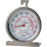 "Oven Thermometer, 3"" Dial - 12/Case"