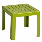 "16""x16"" Low Table, Bahia, Fern Green - 12/Case"