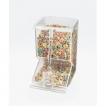 Cal-Mil 656 Stackable Bulk Cereal Dispenser