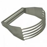 Economy Pastry Blender,5 Blades, Stainless Steel