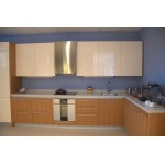 Villa kitchen type 400. HPL