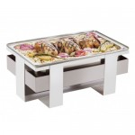 Cal-Mil 3017-55 Luxe Chafer