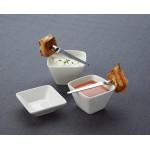Sauce Cup, Porcelain, 4 Oz. 3 Lx3 Wx2 H - 36/Case