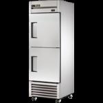 445 Ltr Upright Freezer, 2 Half Solid Door - 1/Case
